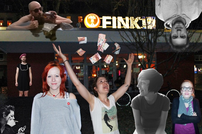 fink collage
